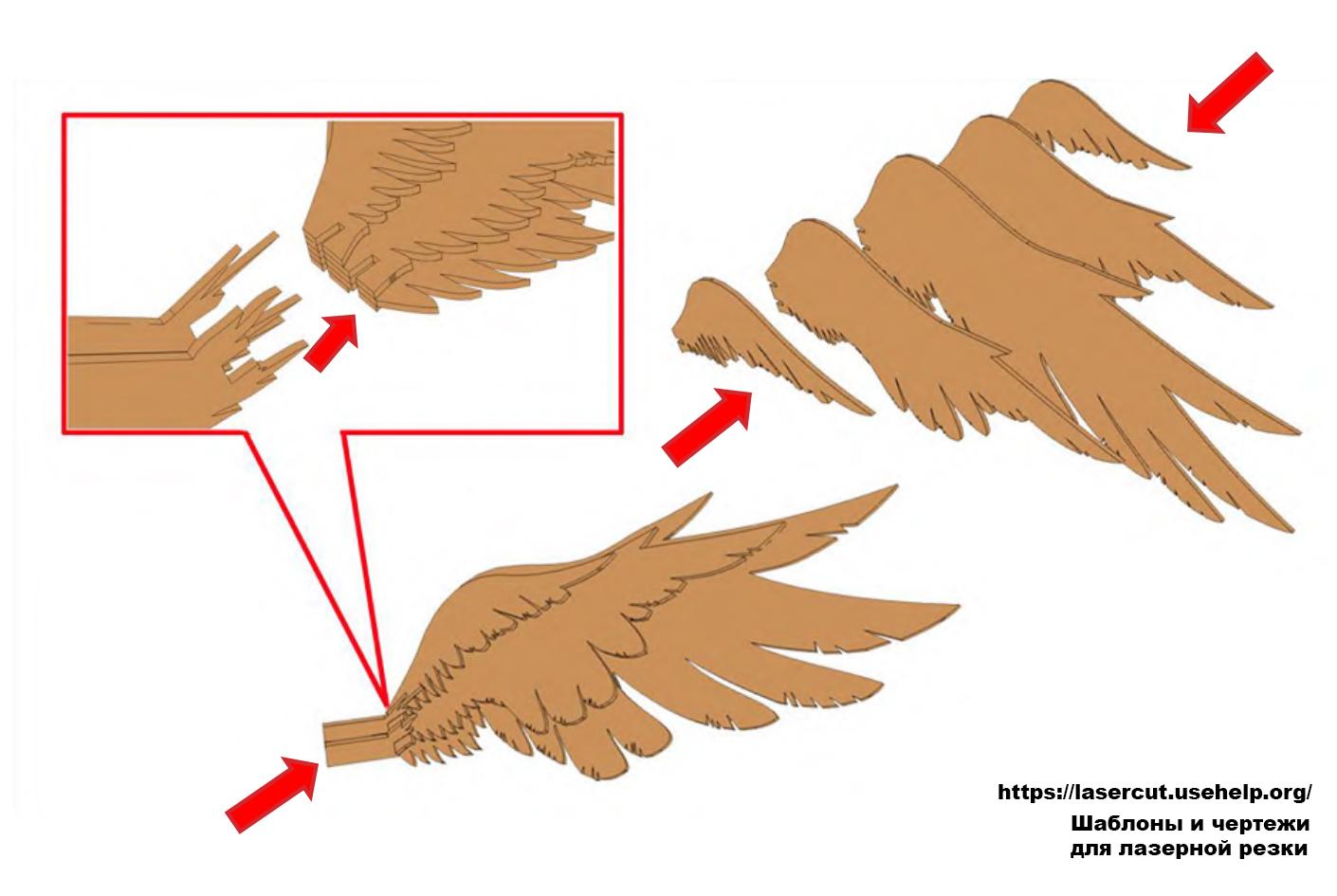 Инструкция по сборке изделия грифон