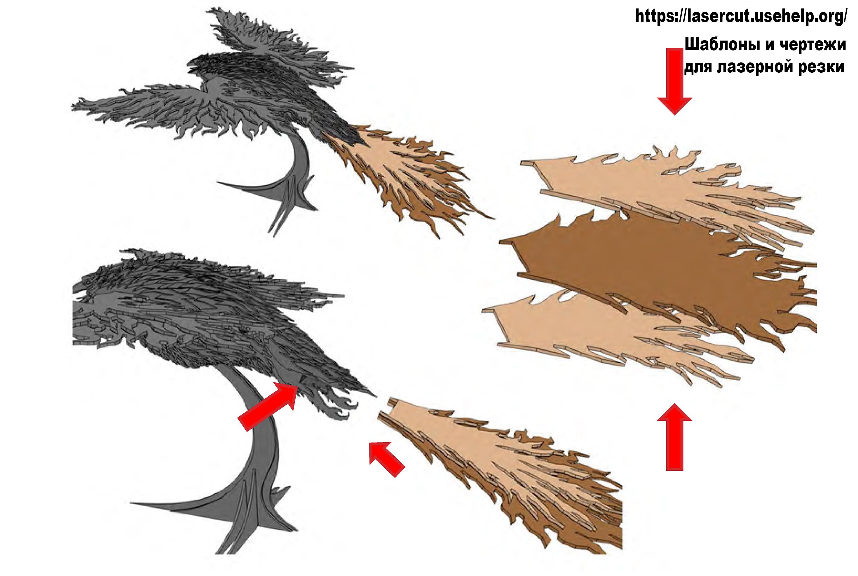 Инструкция по сборке феникса для лазерной резки